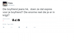 boyfriend jeans bij nat